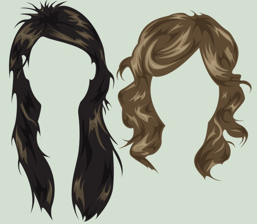 Free Woman Hairstyles Psd Titanui