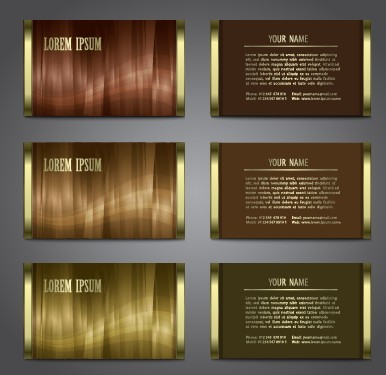 Set of glossy business cards with abstract backgrounds vector 02 set of glossy business cards with abstract backgrounds vector 02 reheart Images