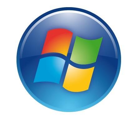 Windows 7 Logo Icon Free Vector Windows 7 ...