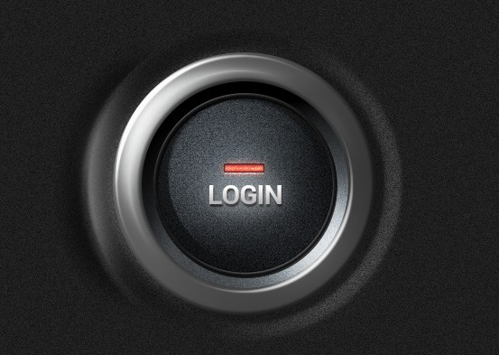 free ignition button psd titanui