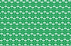 Seamless Clean Floral Pattern Background Vector 02