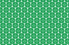 Seamless Clean Floral Pattern Background Vector 03