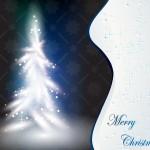 Winter Snowflake Background Vector 05