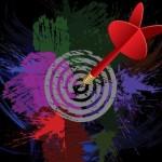 Abstract Paint Splash Vector Illustration 04