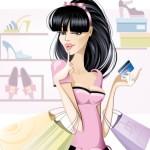 Beautiful Modern Woman Vector Illustration 04