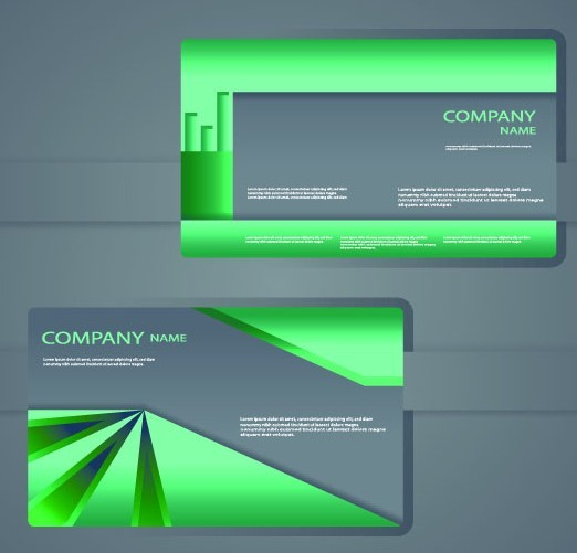Free vector modern card template for business card and brochure 04 free vector modern card template for business card and brochure 04 titanui reheart Gallery