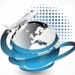 Creative Abstract Globe Logo Vector 02