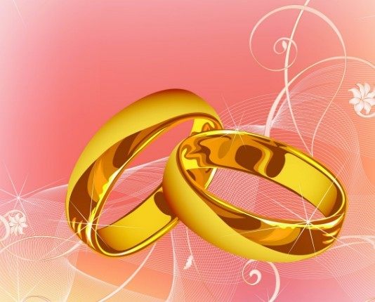 wedding programme design