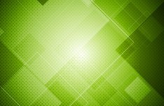 Green Abstract Dotted Background Vector