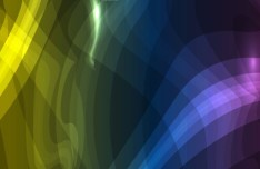 Colorful Abstract Lights Background Vector 02