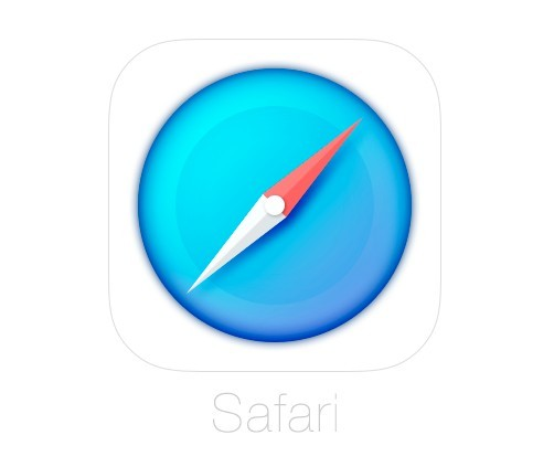 Free rounded safari browser icon psd titanui Browser icon