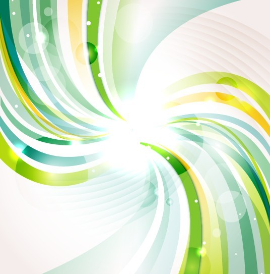 Free Blue And Green Abstract Vector Background 04