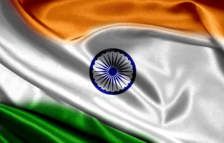 National Flag Of India: Free National Flag Of India PSD