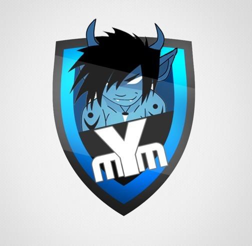 Free mYm eSports Logo PSD - TitanUI