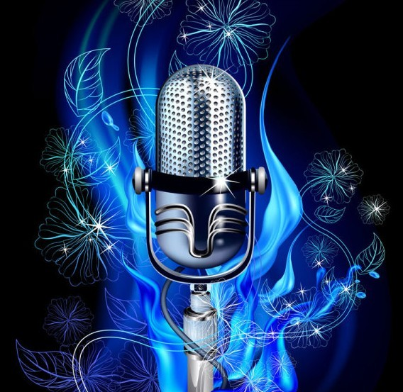 Image Gallery Microphone Design