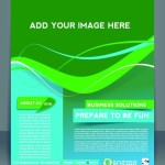 Creative Business Flyer Brochure and Magazine Cover Vector 02