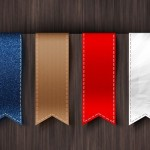 High Quality Ribbon Templates PSD