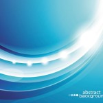 Bright Abstract Circles Background Vector 01
