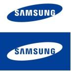 Simple Samsung Logo Design Vector