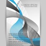 Corporate Business Brochure Design Vector 02