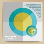 Fashion Flat Business Brochure Design Vector 03