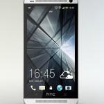 Minimal HTC One PSD Mockup