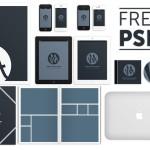 SvA – Corporate Design MockUp PSD