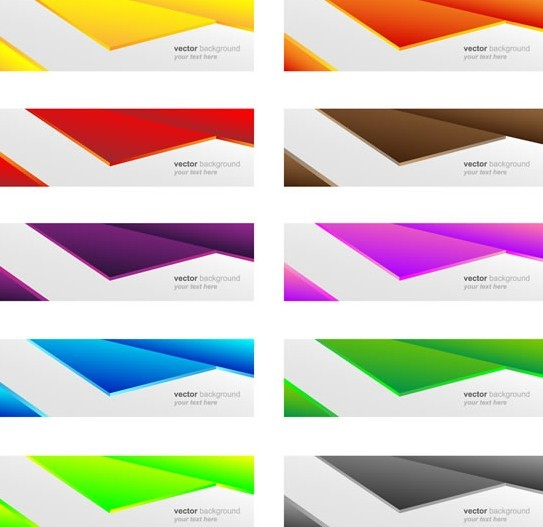 Image Result For Abstract Shape Banner Frame Collection