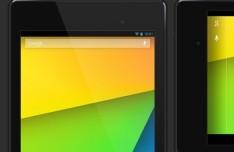 Nexus 7 Mockup Template Vector PSD