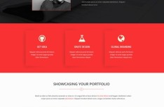 Bird-View-Business-Website-PSD-Template-234x152 Old Letterhead Template Downloads on
