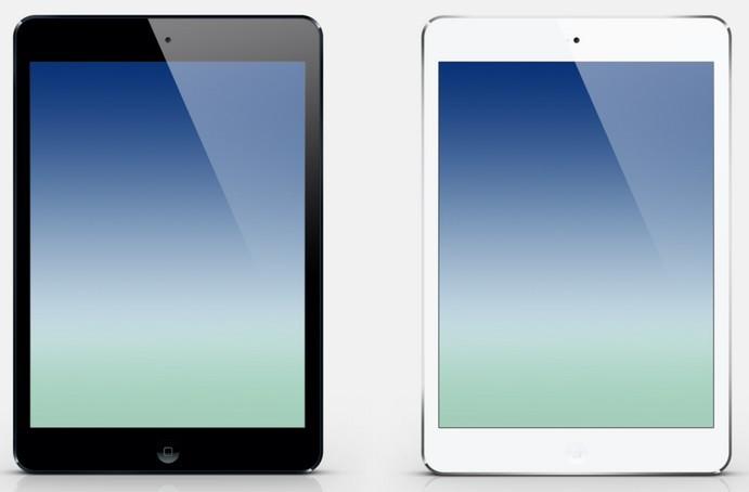 Free Customizable Black and White iPad Air Mockup PSD ...