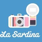 Flat Lomography La Sardina Icon PSD