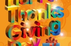 Free Thanksgiving Day Design Resources