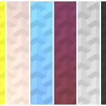6 3D Block Patterns PSD