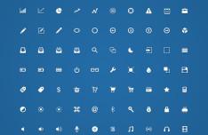200+ Micro Icons PSD