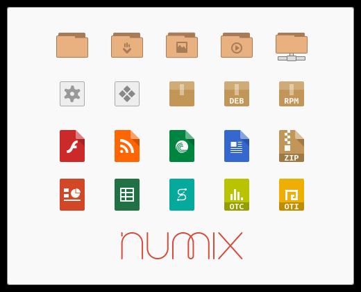 free numix icon theme titanui