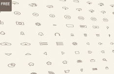 144 Vector Line Icons Pack