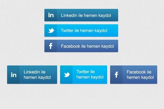 Facebook Like Button Psd