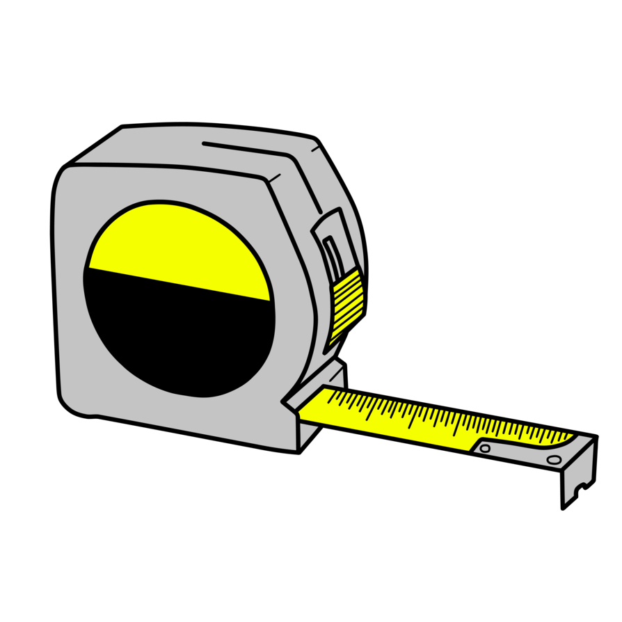 measuring tape clip art tape measure clip art chadholtz