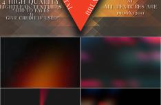 4 High Quality Lightleak Photoshop Textures