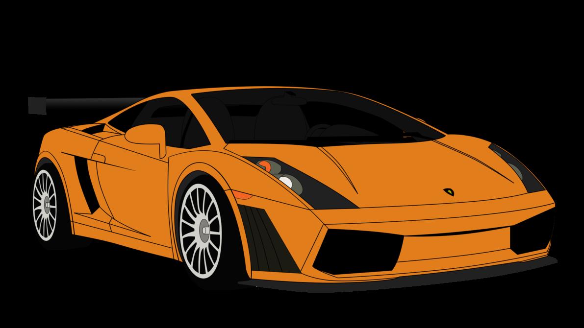 Free Lamborghini Gallardo Vector Psd Titanui