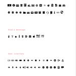 Leksico Glyphs Icon Font