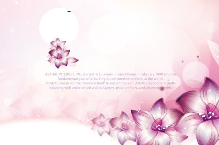 Free Pink Flower International Women's Day Background Vector 04 ...: www.titanui.com/39112-pink-flower-international-womens-day...