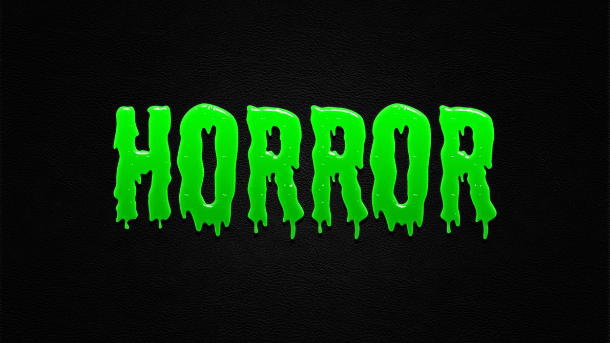 Free Green Horror Text Effect PSD - TitanUI