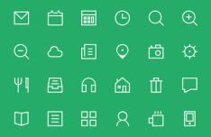 Free Line icon Sets