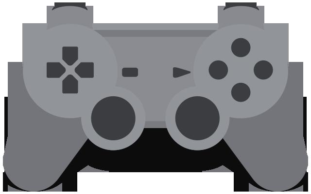 Free Playstation Gamepad Vector PSD - TitanUI
