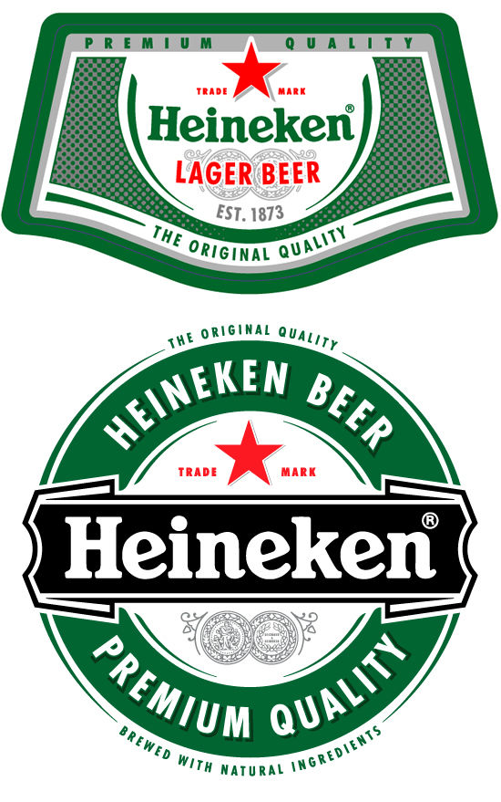free heineken beer logo vector titanui