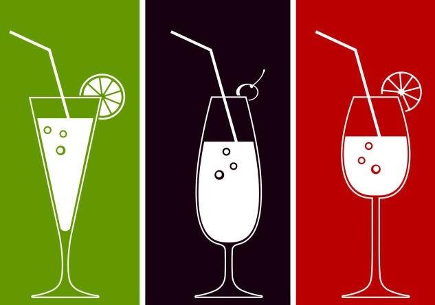 Line Art Juice : Free fruit juice line art vector illustration titanui