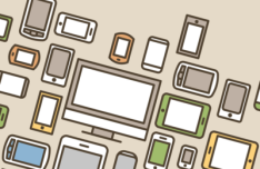 Open Devices Collection Vector
