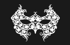 Fancy Mask Vector